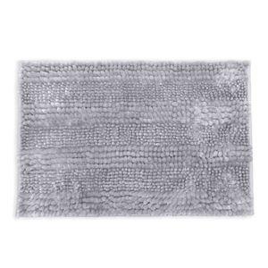 tapete-antiderrapante-chenille-50x70cm-buettner-silver-cor-cinza-prata-principal