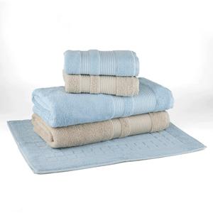 jogo-de-toalhas-5-pecas-em-algodao-egipcio-550gr-buettner-aliance-cor-azul-riviera-e-palha-principal