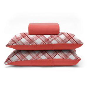 jogo-de-lencol-casal-em-algodao-com-fronha-estampada-buettner-basic-charles-vermelho-principal