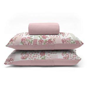 jogo-de-lencol-casal-em-algodao-com-fronha-estampada-buettner-basic-esperanza-rose-principal