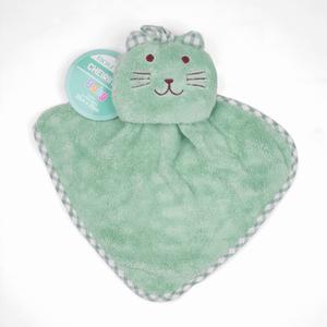 manta-cheirinho-para-bebe-30x30cm-em-microfibra-bouton-baby-gatinho-verde-principal