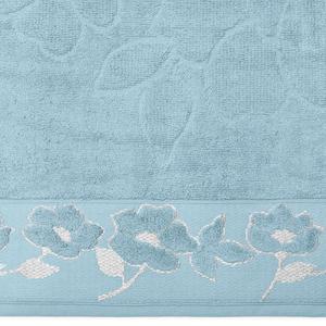 toalha-de-banho-70x140cm-em-algodao-460-gramas-buettner-lucelia-cor-azul-riviera-detalhe