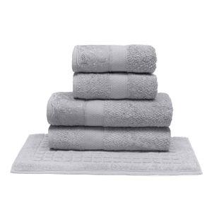 jogo-de-toalhas-com-renda-5-pecas-em-algodao-500-gramas-buettner-nadia-cor-cinza-principal