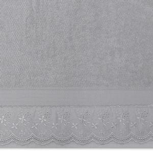 toalha-de-rosto-com-renda-50x80cm-em-algodao-500-gramas-buettner-jaqui-cor-cinza-detalhe