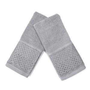 kit-social-lavabo-2-pecas-com-renda-30x50cm-em-algodao-egipcio-500-gramas-buettner-apolo-cor-cinza-principal