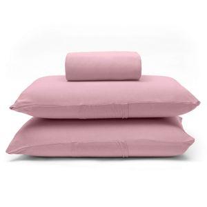lencol-com-elastico-e-fronhas-casal-queen-size-avulso-malha-penteada-algodao-buettner-basic-cor-rose-blush-principal