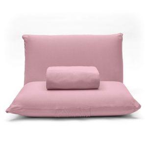 lencol-com-elastico-e-fronhas-casal-queen-size-avulso-malha-penteada-algodao-buettner-basic-cor-rose-blush-detalhe