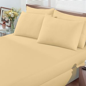 lencol-com-elastico-casal-avulso-malha-penteada-algodao-buettner-basic-cor-amarelo-vitrine