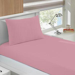 lencol-com-elastico-e-fronha-solteiro-avulso-malha-penteada-algodao-buettner-basic-cor-rose-blush-vitrine