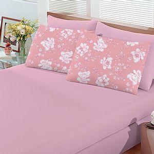 jogo-de-lencol-king-size-em-algodao-com-fronha-estampada-buettner-basic-moema-rose-vitrine