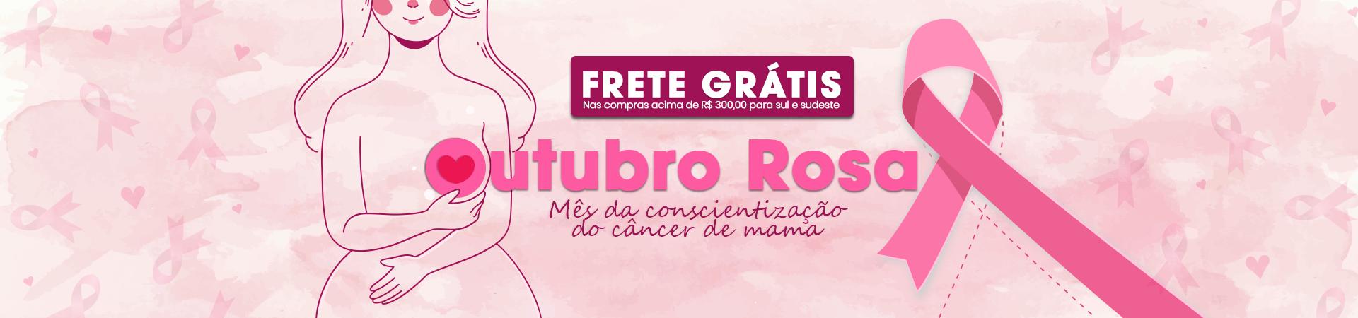 Chamada Outubro Rosa >> Loja Buettner | Clique Aqui!