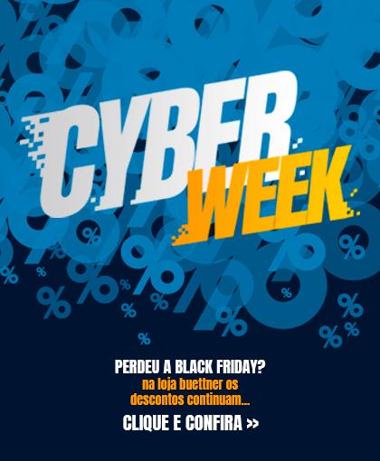 Cyber Week | Um mês inteiro de descontos imperdíveis