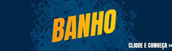 Departamento Banho - Mês Black Friday | Um mês inteiro de descontos imperdíveis
