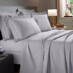 jogo-de-cama-4-pecas-casal-180-fios-com-renda-e-dobra-feita-buettner-nadia-cor-cinza-vitrine