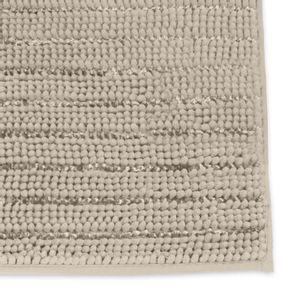 tapete-antiderrapante-chenille-50x100cm-buettner-shine-cor-palha-detalhe