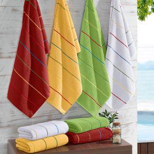 toalha-de-rosto-em-algodao-50x70cm-bouton-capri-summer-cor-branco-e-listras-coloridas-vitrine
