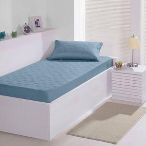 colcha-matelasse-com-elastico-solteiro-duas-pecas-malha-em-algodao-buettner-basic-sleep-cor-azul-Jeans-vitrine