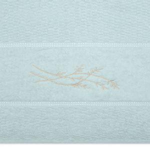 jogo-de-toalhas-5-pecas-em-algodao-460-gramas-com-bordado-buettner-ramos-cor-azul-mineral-detalhe