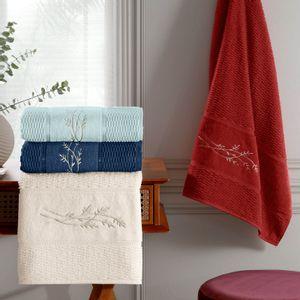 jogo-de-toalhas-5-pecas-em-algodao-460-gramas-com-bordado-buettner-ramos-cor-azul-mineral-vitrine