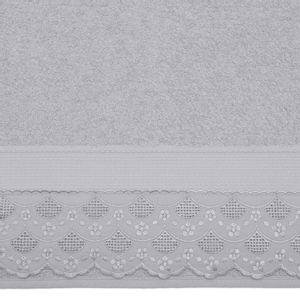 jogo-de-toalhas-5-pecas-em-algodao-500-gramas-por-metro-quadrado-e-aplicacao-de-renda-buettner-paula-cinza-detalhe
