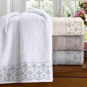 jogo-de-toalhas-5-pecas-em-algodao-500-gramas-por-metro-quadrado-e-aplicacao-de-renda-buettner-paula-cinza-vitrine