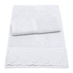 kit-social-lavabo-2-pecas-com-renda-30x50cm-em-algodao-egipcio-500gr-buettner-clarys-branco-detalhe